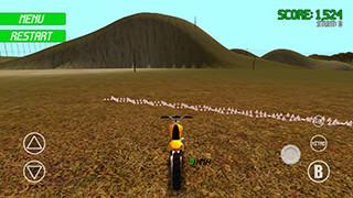 Motocross Motorbike Simulator скриншот 3
