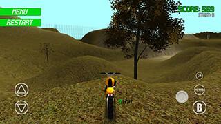 Motocross Motorbike Simulator скриншот 4