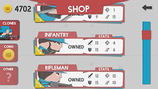 Clone Armies скриншот 4