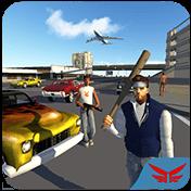 San Andreas Gangster 3D иконка