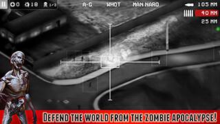 Zombie Gunship Free скриншот 2