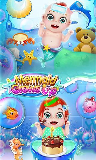 Mermaid Grows Up скриншот 2