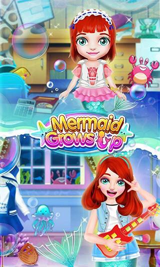 Mermaid Grows Up скриншот 3