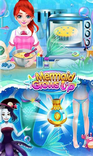 Mermaid Grows Up скриншот 4