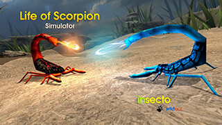 Life of Scorpion скриншот 1