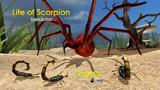 Life of Scorpion скриншот 2