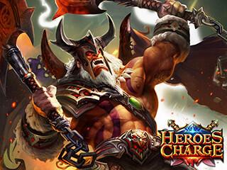 Heroes Charge HD скриншот 1