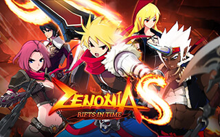 Zenonia S: Rifts in Time скриншот 1