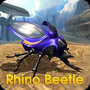 Rhino Beetle Simulator иконка