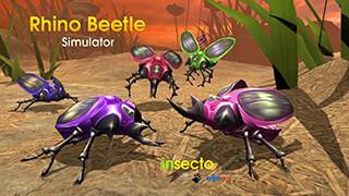 Rhino Beetle Simulator скриншот 1