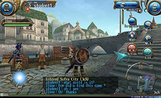Toram Online скриншот 1