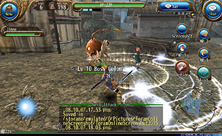 Toram Online скриншот 4
