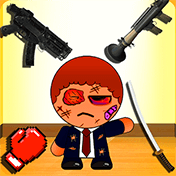 Kill The Bad Stickman Boss 1 иконка