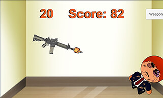 Kill The Bad Stickman Boss 1 скриншот 2