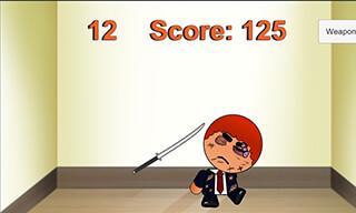 Kill The Bad Stickman Boss 1 скриншот 3