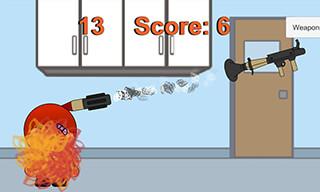 Kill The Bad Stickman Boss 1 скриншот 4