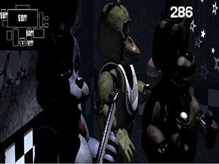 FNAF Simulator Demo скриншот 1