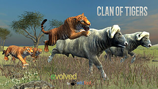 Clan of Tigers скриншот 2