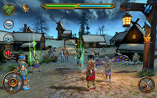 3D MMO Celtic Heroes скриншот 1