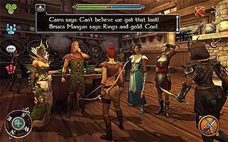 3D MMO Celtic Heroes скриншот 3