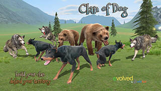 Clan of Dogs скриншот 1