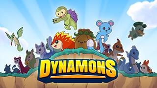 Dynamons by Kizi скриншот 1