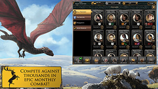 Game of Thrones: Ascent скриншот 1
