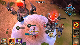 Legendary Heroes скриншот 3