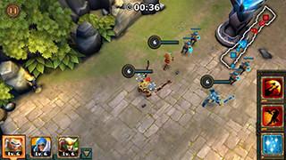 Legendary Heroes скриншот 4