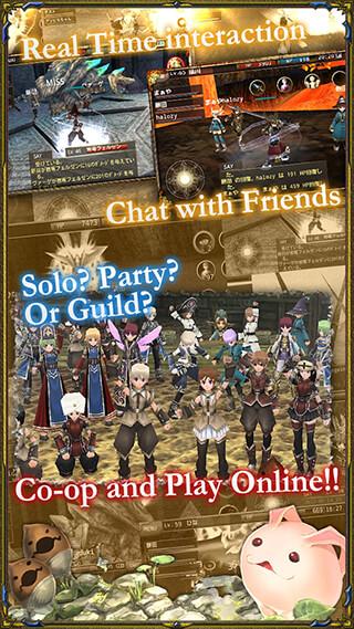 RPG IRUNA Online MMORPG скриншот 4