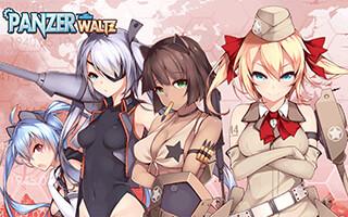 Panzer Waltz: WW2 Anime Game скриншот 1