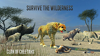 Clan of Cheetahs скриншот 2