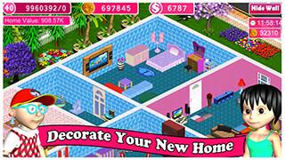 Home Design: Dream House скриншот 1