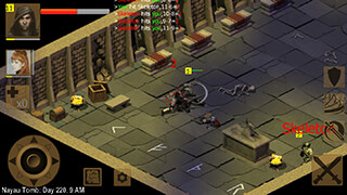 Exiled Kingdoms RPG скриншот 1