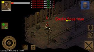 Exiled Kingdoms RPG скриншот 2