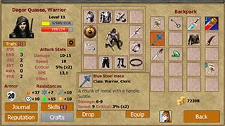 Exiled Kingdoms RPG скриншот 3