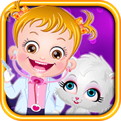 Baby Hazel: Pet Doctor иконка