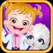 Baby Hazel: Pet Doctor иконка