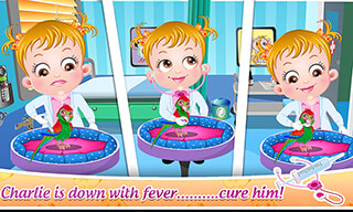 Baby Hazel: Pet Doctor скриншот 4