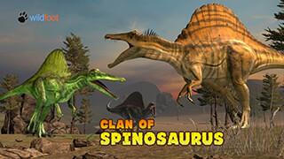 Clan of Spinosaurus скриншот 1