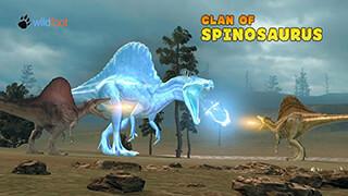 Clan of Spinosaurus скриншот 2