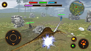 Clan of Spinosaurus скриншот 3
