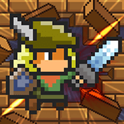 Buff Knight: RPG Runner иконка