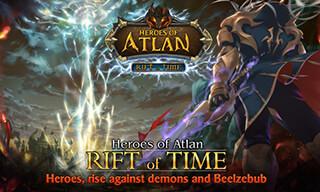 Heroes of Atlan скриншот 1