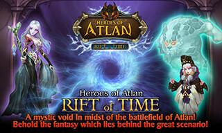 Heroes of Atlan скриншот 2