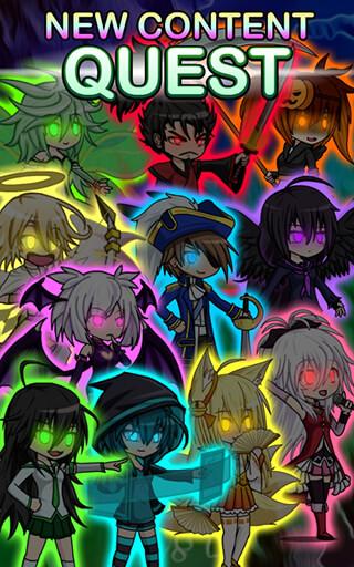 Anime Gacha скриншот 2