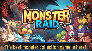 Monster Raid скриншот 1