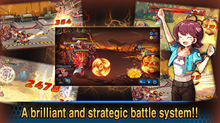Monster Raid скриншот 2