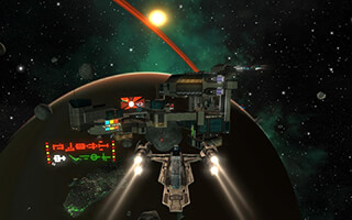 Vendetta Online: 3D Space MMO скриншот 4