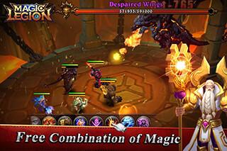 Magic Legion: Mists of Orcs скриншот 4